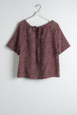 Fiore Floral Blouse
