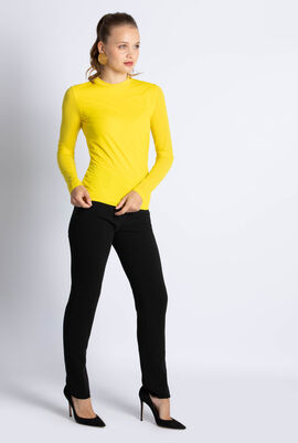 Zeda Long Sleeve Top