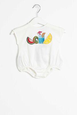 Fruit Short sleeve Bodysuit