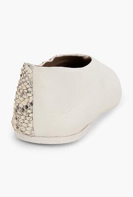 Bonta Floral Ruffled Sandals