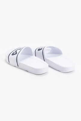Sleek Logo Slides