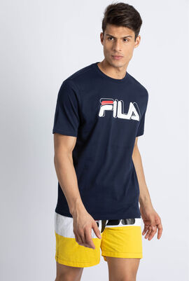 Logo Embroidered T-Shirt
