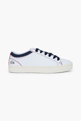 Straightset Lace-Up Sneakers