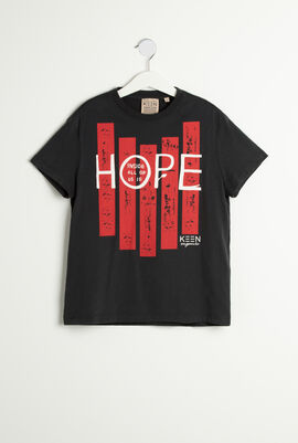 Hope Printed T-Shirt