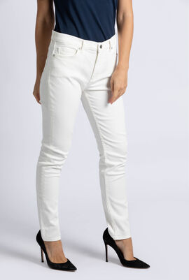 Cotton Skinny Fit Jeans