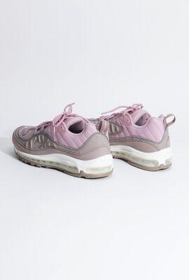 Air Max 98 Oil Grey Black Sneakers for Men