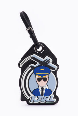 Jet Karl Luggage Tag