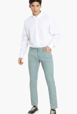 Wash 5 Pocket Chino Pants