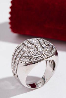 Intricate Vara Ring, 52 cm