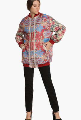 Mellona Printed Jacket