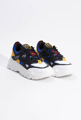 Experience Mix Multi Adriatic/Black Sneakers