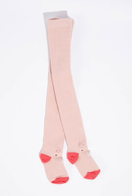Sweetpea Funny Face Tights