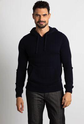 Plain Hoodie Sweater
