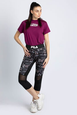 Flourence Logo Leggings