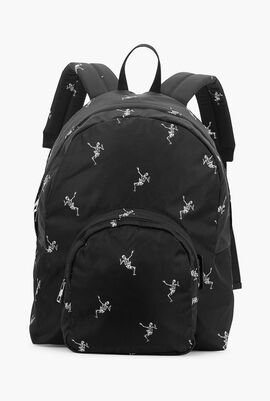 Dancing Skeleton Backpack