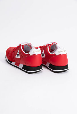 Omega Sport Pure Red Trainers
