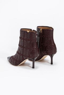 Penelope Embroidered Link Boots