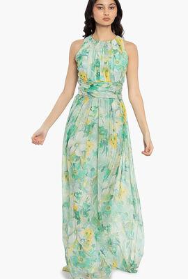 Mintea Long Dress