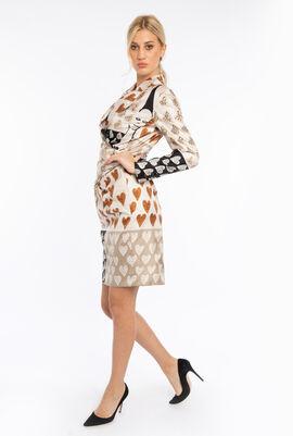 Patata Printed Dress