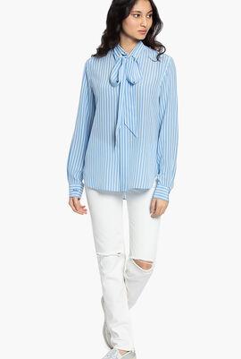 Stripes Long Sleeves Shirt