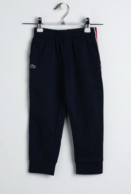 Side Bands Fleece Sweatpants