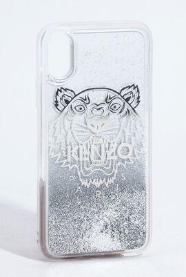 Tiger Print iPhone X Case