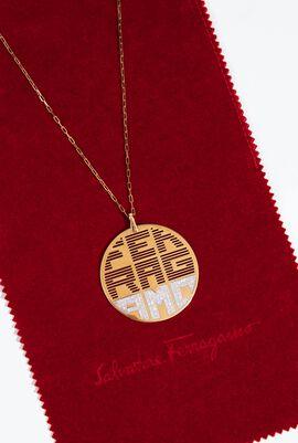 Futurista Pendant Necklace