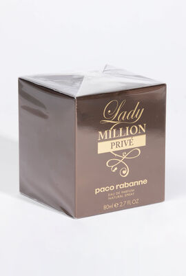 Lady Million Prive Eau de Parfum, 80 ml