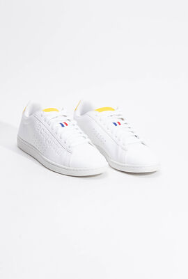 Courtset Sport Optical White/Empire Yellow Sneakers