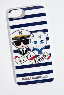 Sailor Stripes iPhone 8 Case