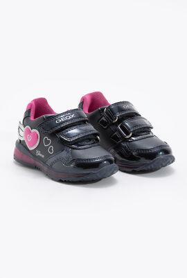 B Todo G. A LED Flashing Sneakers