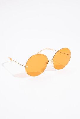 Round Eye Sunglasses