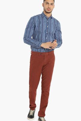 Kensington Slim Moleskin Chino Pants