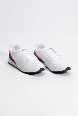 Alpha II Sport Optical White Sneakers