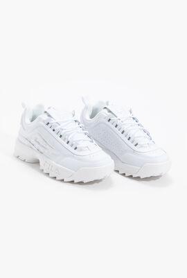 Disruptor II Script Sneakers