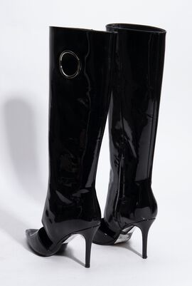Ross  Parade Black  Boots