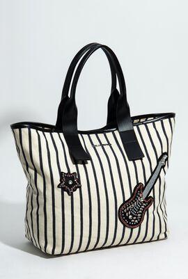 Klassik Sparkle Shopper Tote Bag