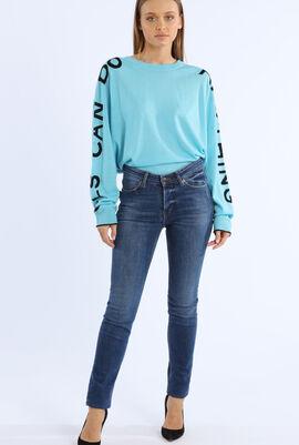 Jeans Davida Bleu Brut