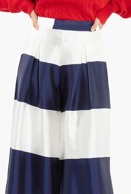 La Naranja Wide Leg Trouser