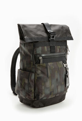 Birch Rolltop Backpack