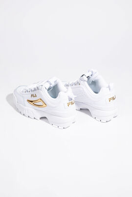 Disruptor II Metallic Accent Sneakers
