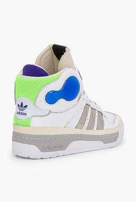 Sankuanz Rivalry High-Top Sneakers