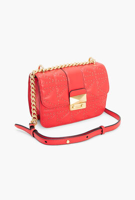 Kuilted Studs Crossbody Bag