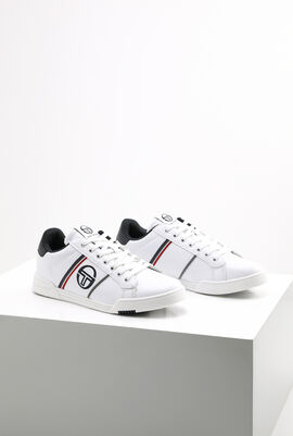 Parigi Classic LTX White/Navy Sneakers