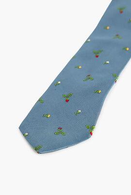 Narrow Rose Tie