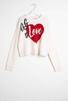 Love Knit Sweater