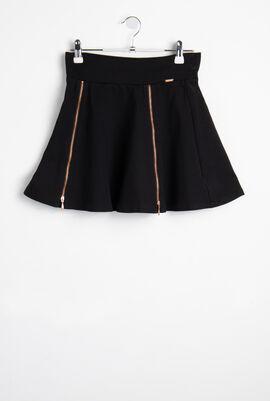 Zippers design Skirt