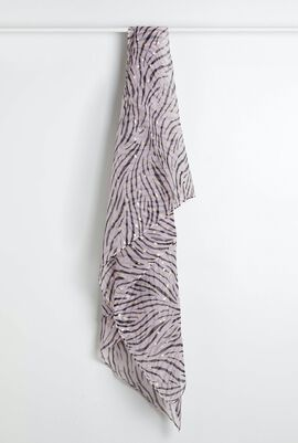 Salotto Stole Square Scarf ( Limited Edition By Fausto Puglisi)