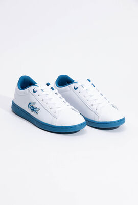 Carnaby Evo White/Blue Sneakers