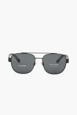 Aviator Square Sunglasses